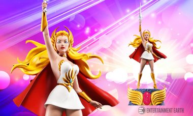 The Godmother of Girl Power Looks Amazing in This She-Ra Statue