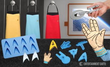 Think Geek Star Trek Kitchen Items