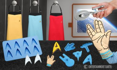 Command the Kitchen with New Star Trek Items