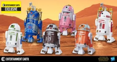 The Droids You Are Looking for Are Now in Stock!