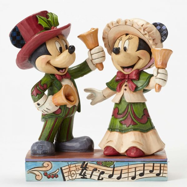 Disney Traditions Mickey and Minnie