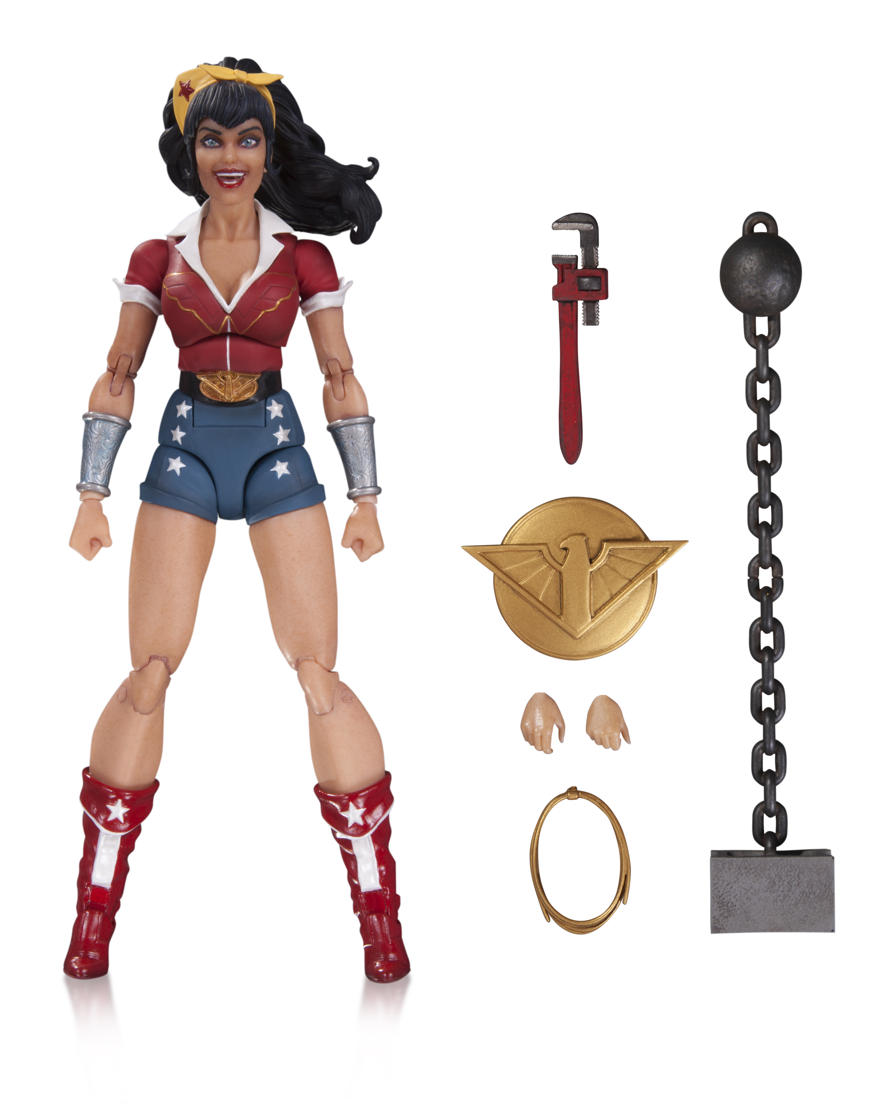 DC Bombshells Action Figure