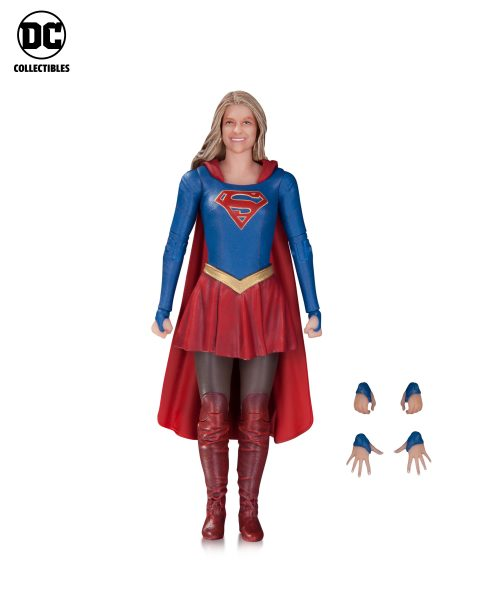 DC Collectibles Super Girl TV Action Figure