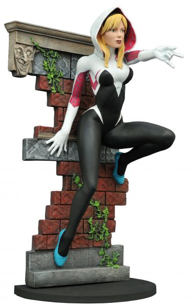 Spider-Gwen Unmasked Version - SDCC