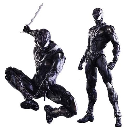 Display Your Dark Side With These Spider-Man and Venom ...