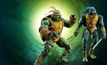 Threezero TMNT Figures