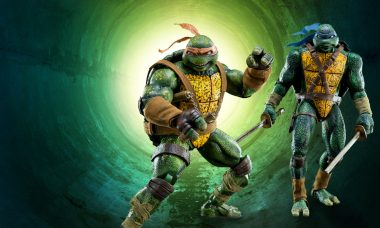 Cowabunga Dudes! The Turtles Are Here To Crash Your Collection!