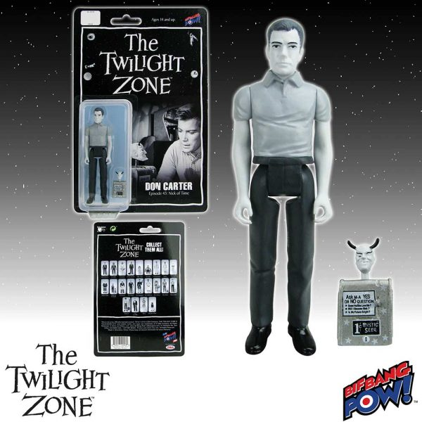 TZ Don Carter Action Figure