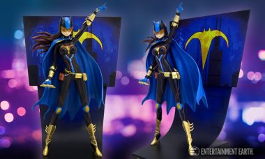 Expand Your Batman Family Collection with This Ame-Comi Premium Motion Statue!