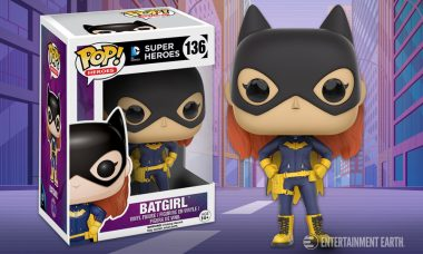 Funko's New Take on Batgirl