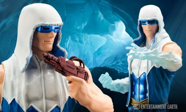 Captain Cold is one Cool Customer in Kotobukiya's Latest Offering