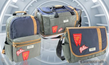 Star Trek Bags Are the Perfect Accessories for Any Starship