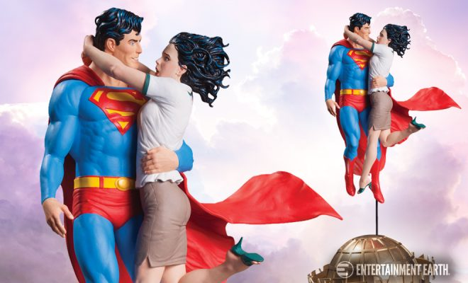 Superman And Lois Lane Are The Couple Who Soars Above The Rest