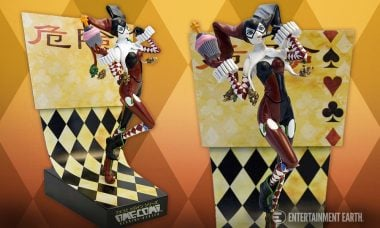 Factory Entertainment's Harley Quinn Statue Practically Springs Into Action