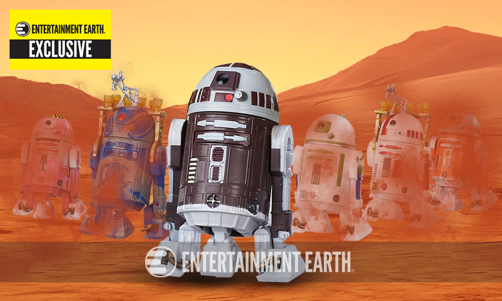 Hasbro Exclusive Astromech Droid