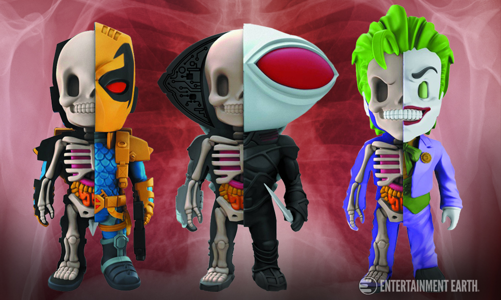 Mighty Jaxx X-ray Figures