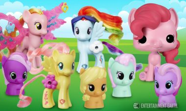 Friendship Is Magic and so Are These Pony's!