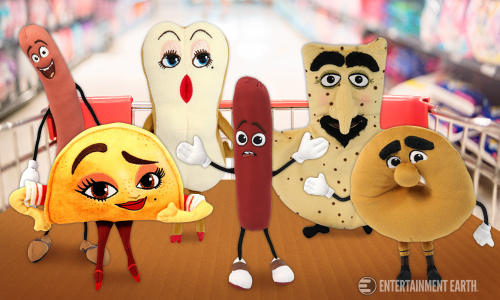 Sausage Party Plush