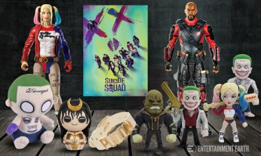 Score Suicide Squad Swag Before the Skwad Hits Theaters