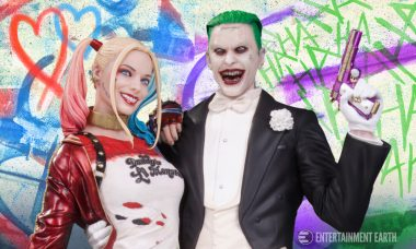 Some Sort of Collectibles Squad: Harley Quinn and the Joker
