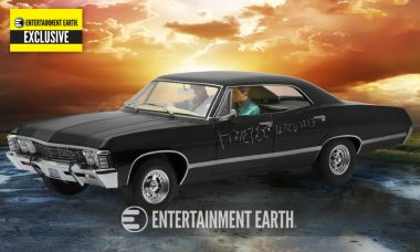 The Greenlight Supernatural Impala Exclusive Is the Most Important Object in Pretty Much the Whole Universe