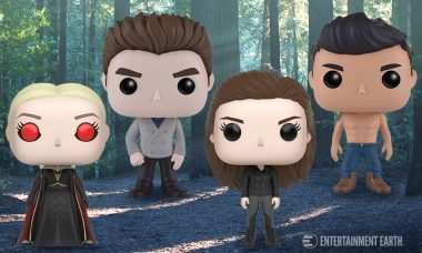 Fangirls Rejoice: Twilight Joins Pop! Vinyl Range