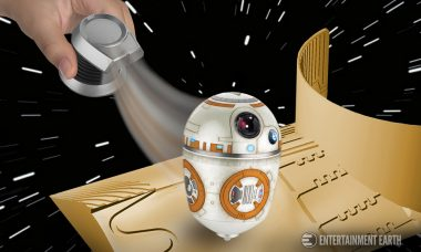 This Version of BB-8 Will Take You for a Spin
