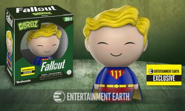 Let Vault Boy Prepare You for the Apocalypse Through This Exclusive Vinyl Figure