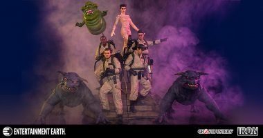 The Original Ghostbusters Return as Amazing 1:10 Art Scale Statues