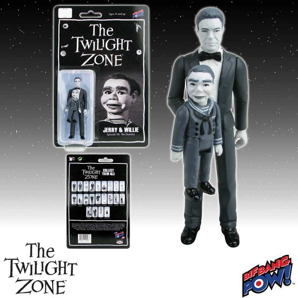 TZ Jerry and Willie Action Figure