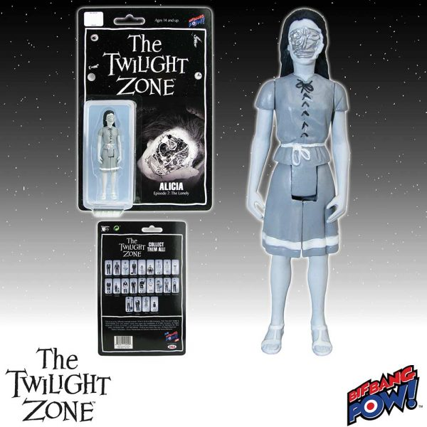 TZ Alicia Action Figure