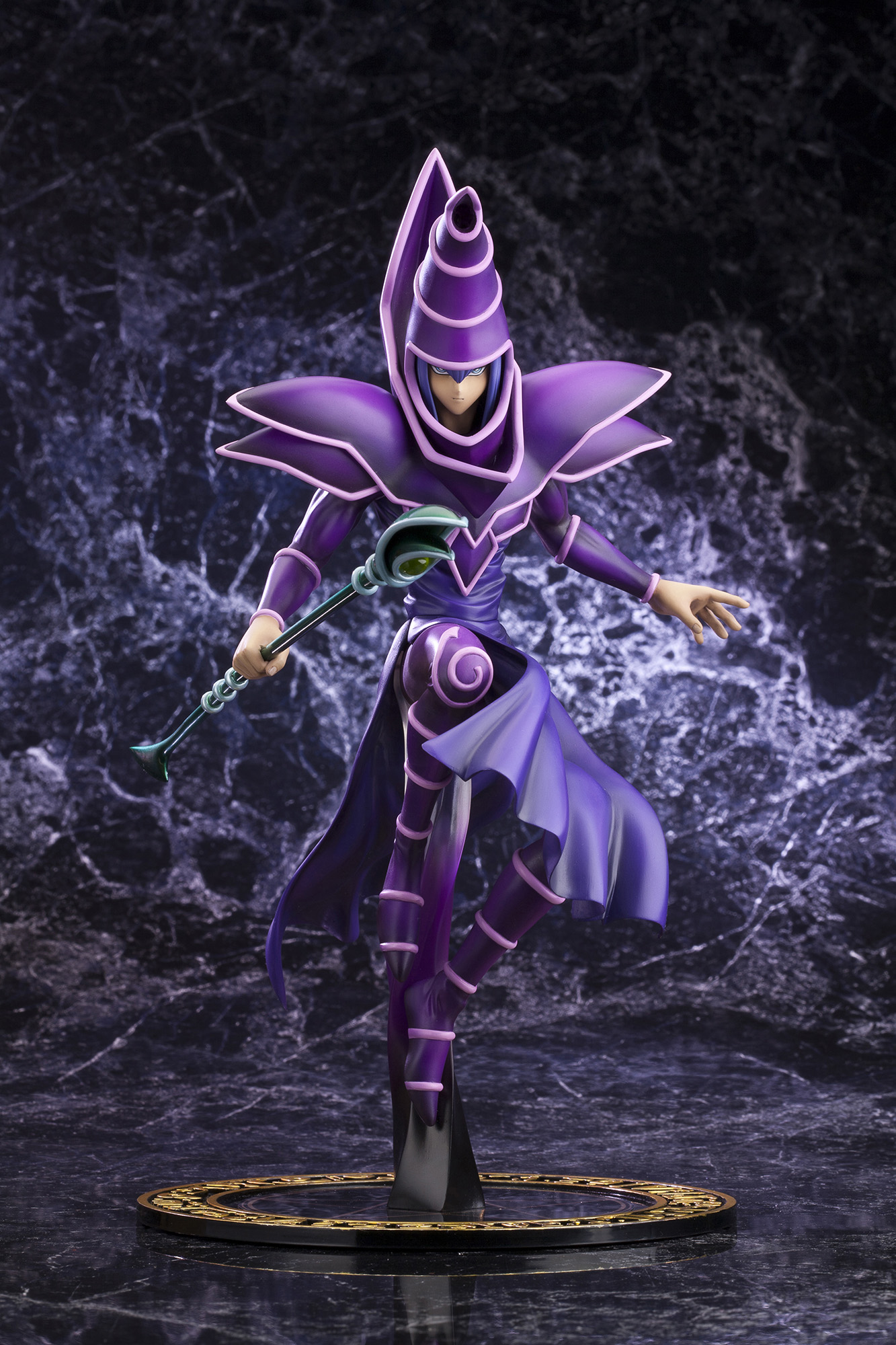 The Magician Tarot: It's Time To Duel With Kotobukiya's Yu-Gi-Oh! Statues