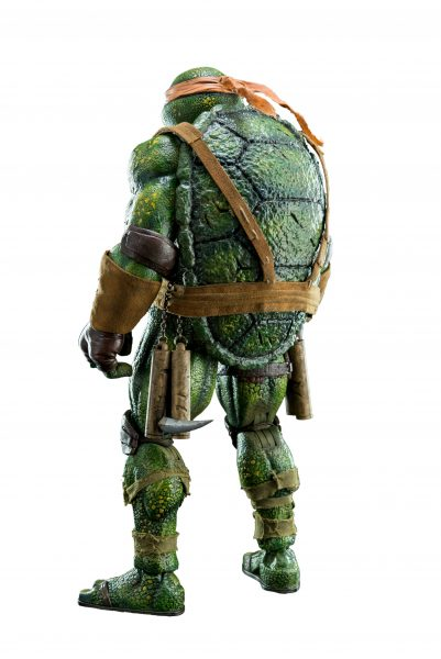 TMNT Michelangelo Eastman 1:6 Scale Action Figure - 2