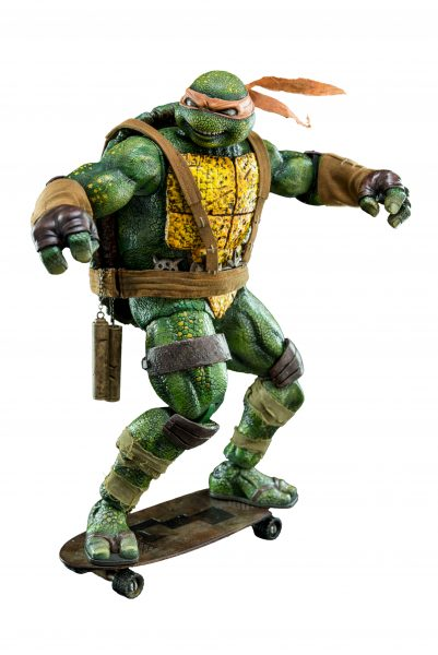 TMNT Michelangelo Eastman 1:6 Scale Action Figure - 3