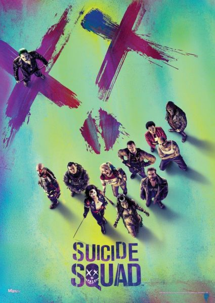 Suicide Squad Wall Art Print