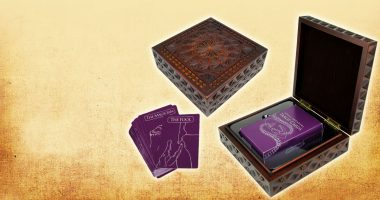 Explore the Spirit Realm: Exclusive Penny Dreadful Tarot Card Deluxe Box Set