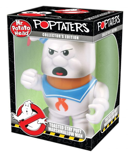 Ghostbusters Toasted Marshmallow Man Mr. Potato Head 2