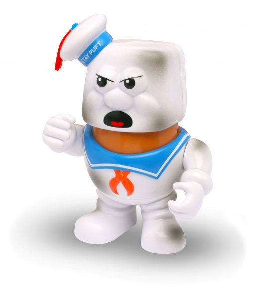 Ghostbusters Toasted Marshmallow Man Mr. Potato Head 1