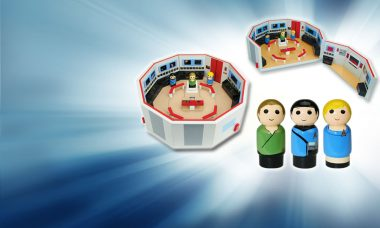 Now in Stock! The First-Ever Wooden Pin Mate™ Playset