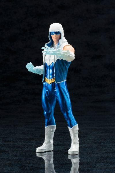 Captain Cold New 52 ArtFX+ Statue