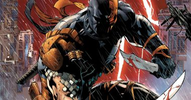 Deathstroke Joins the DC Extended Universe