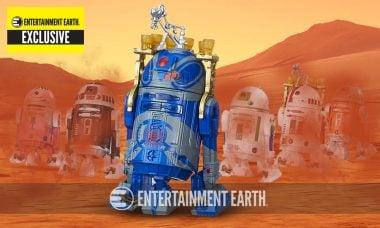 Meet The Droids: R2-C2