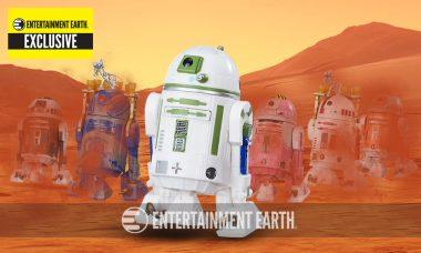 Meet the Droids: R2-A5