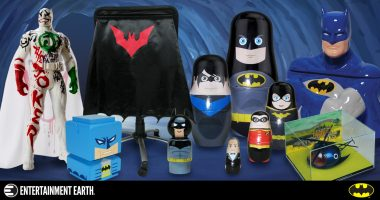 Gear Up For BATMAN™ Day with 8 BATMAN™ Toys and Collectibles You Didn't Know You Need