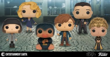 Fantastic Beasts Flood the Streets – and Your Pop! Collection