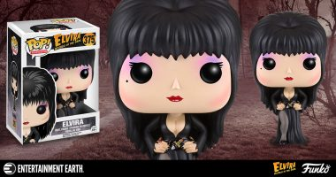 Elvira Gets the Pop! Treatment
