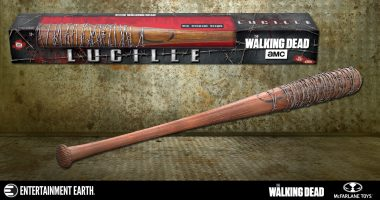 Hit a Home Run with Negan's Bat Replica