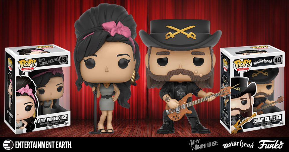 Funko Will Have You Rocking Out To These Vinyls