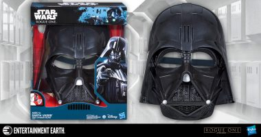 "Darth Vader Voice Changing Helmet Will Have You Saying ""Impressive"" in Exactly the Right Tone"