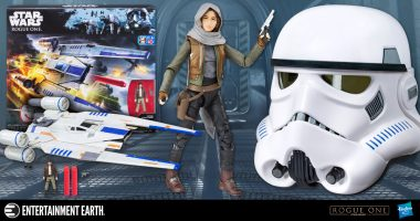 New Rogue One: A Star Wars Story Toys Debut Today – See Who's Up First!